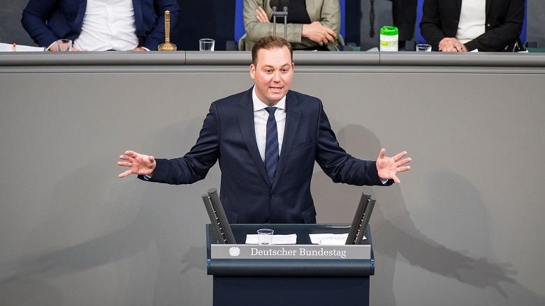 Reden im Bundestag