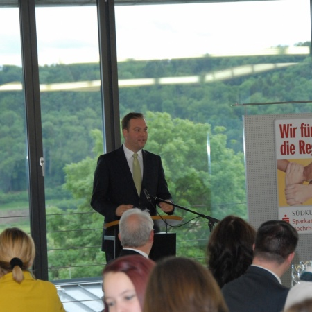 Verleihung des Musikpreis der Sparkasse Hochrhein 2015