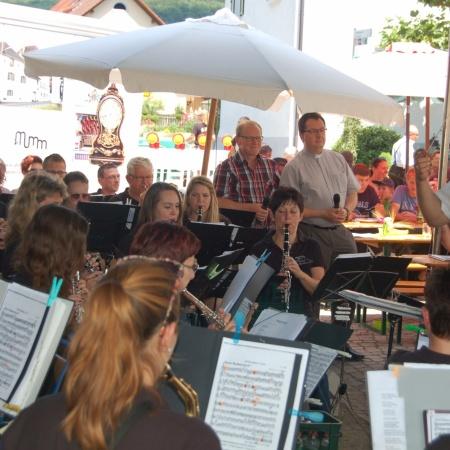 Dorffest in Küssaberg-Rekingen - Hoch Badnerland