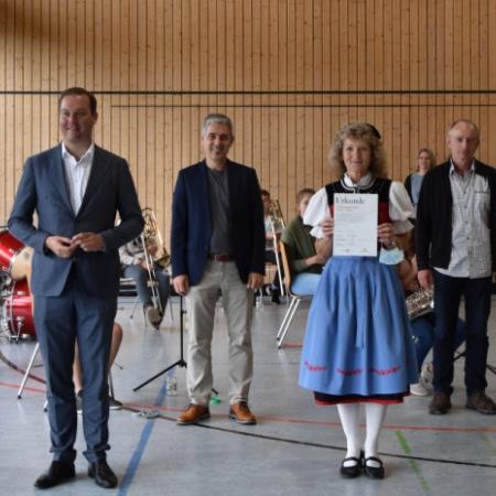 Präsident des Blasmusikverbandes Hochrhein