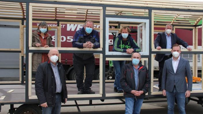 Forschungsstation für Lauchringen - Förderung der Deutschen Bundesstiftung für Umwelt