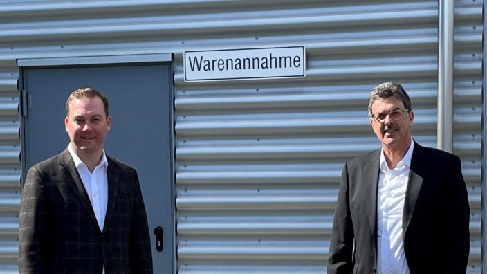 Schreiner zu Besuch bei Firma EBCO in Albbruck: Zukunft des Flugzeugbereichs im Blickpunkt